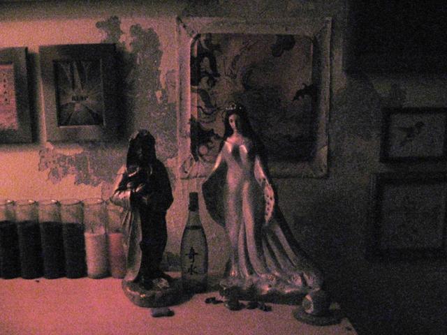 Image 0826 Meditation in Monochrome © Catherine Rutgers 2011