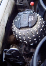 Photo by Etan J. Tal: IBM Selectric II dual Latin-Hebrew Hadar typeball, Creative Commons Attribution 3.0 Unported