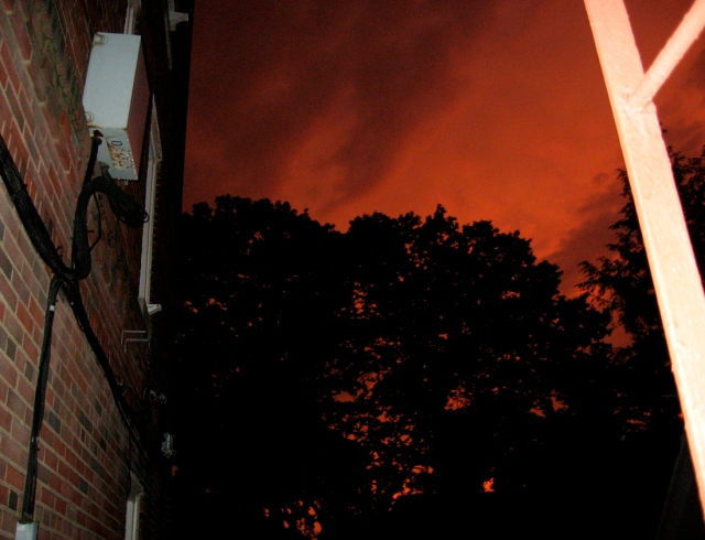 Red Sky at Night Image 1272 © Catherine Rutgers
