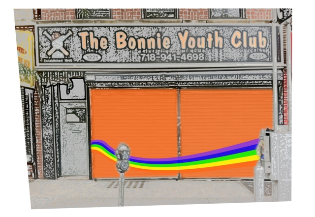 The Bonnie Youth Club by Catherine Rutgers