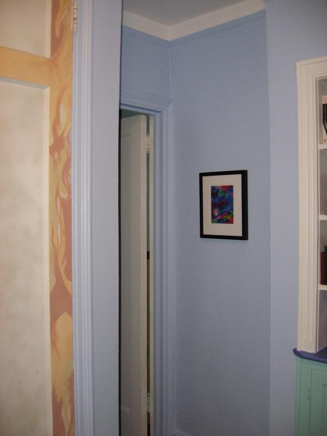 Handpainted Door © Catherine Rutgers 2012