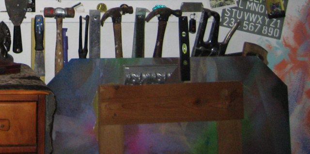 Tools of the Trade © Catherine Rutgers 2013