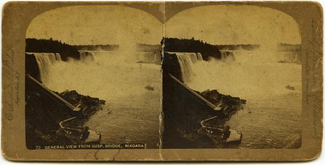 Niagrara Falls (Undated)