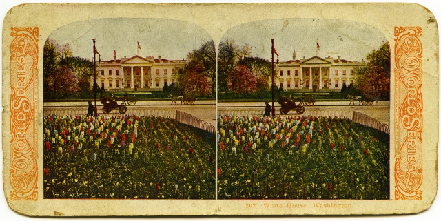 The White House, Washington 1905